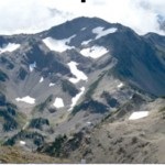 Grand Peak from Moose Mountain
