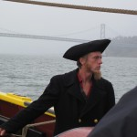 Capt JB in San Francisco