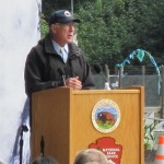 Secretary of the Interior Ken Salazar