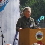 Tom Skerritt the MC