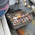 Pat's tackle box