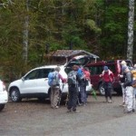Hikers eager to go