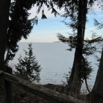 Sequim Bay State Park is on the water