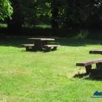 Plenty of places to picnic