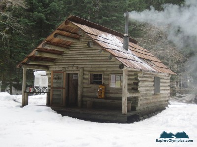 Hayes River Ranger Station