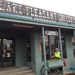 Pleasant stop