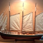 Scale model of the Wawona