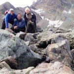 The team at Upper Royal Basin