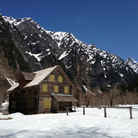 Enchanted Valley Chalet - 2013