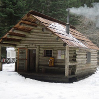 Hayes River Ranger Station - 2013