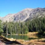 Petunia Peak and Royal Lake