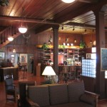 Lake Crescent Lodge Lobby