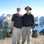 Bret and Joel on Grand Pass