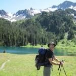 Joel at Moose Lake
