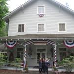 Charlie's Angles at Lake Crescent Lodge
