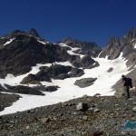 Exploring Anderson Glacier