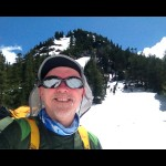 Incidental Explorer on Anderson Pass