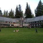 Luxury ending at Lake Quinault Lodge