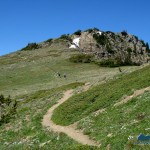 Maiden Peak, M Wallace Photo