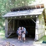 Three Forks shelter