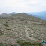 Grand Ridge trail to Deer Park