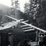 The ridge pole