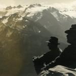 Herb Crisler (L) and Billy Everett – ONP Archives
