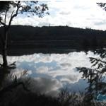 Discovery Bay before shoreline restoration