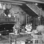 Antlers Hotel interior Tacoma Public Library