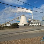 Nippon Paper Industries USA facility in Port Angeles