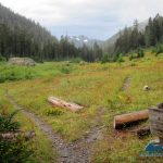 Junction of Skyline and North Fork Trails